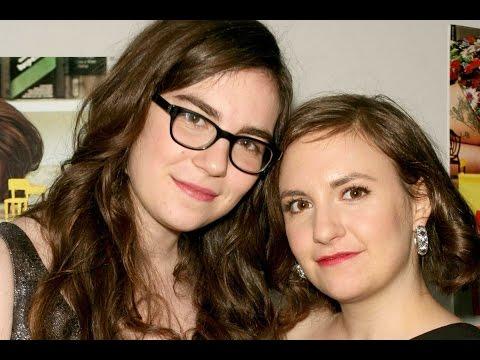 Lena and Grace Dunham controversy