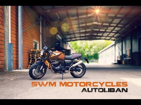 SWM Motorcycles test ride -Varese 2017 -تجربة دراجات نارية من اس دبليو ام موتورسياكلس ٢٠١٧