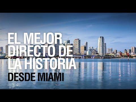 Casi me detienen en directo (desde Miami) #FreeMono #LiberenAlMono