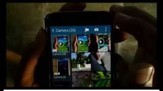 samsung galaxy s5 how to send pictures via email android phone