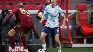 «Рубин» — «Зенит»: полный обзор матча