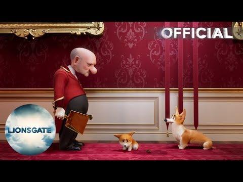 The Queen's Corgi - Official Trailer - In Cinemas July 5