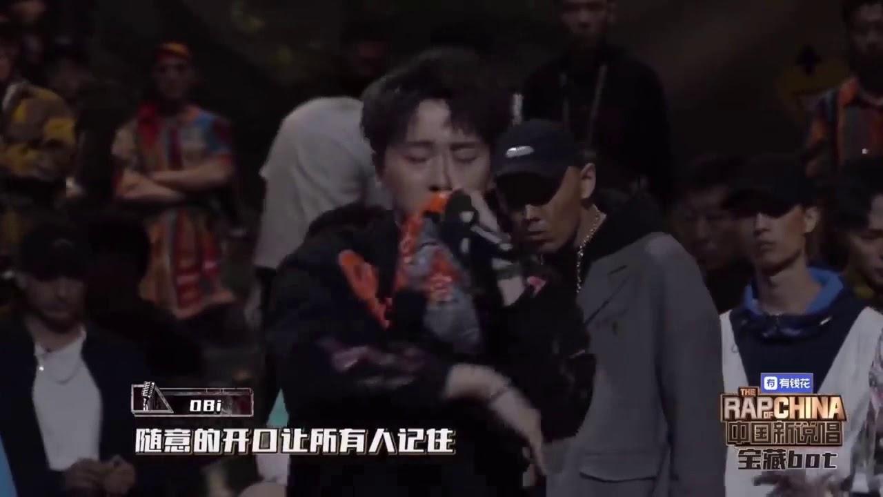 《中國新說唱2019》OBI-Super OBI 60秒 - YouTube