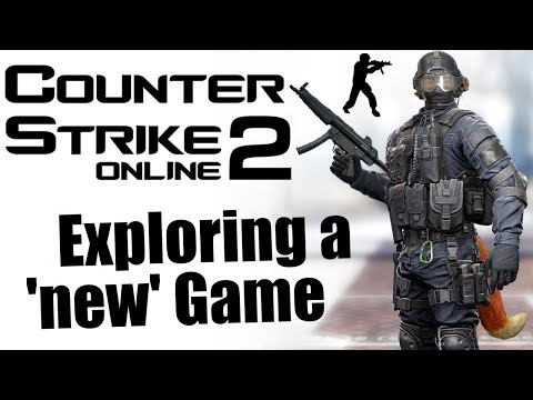 Counter-Strike: Online 2 - Exploring a new Game - Engine and UI Update