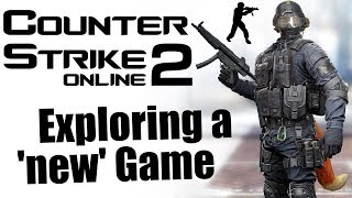 Counter-Strike: Online 2 - Exploring a