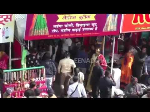 Shahid kapoor and sharddha kapoor film batti Gul and meter chalu shooting in new tehri    