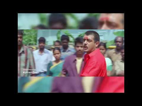 Thala Ajith Red *தல*_உலகத்தை நேசி ஒருவரையும் நம்பாதே!   WhatsApp status video