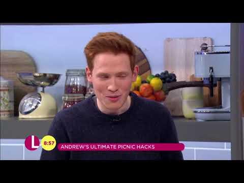 Andrew Smyth's Picnic Hacks! | Lorraine