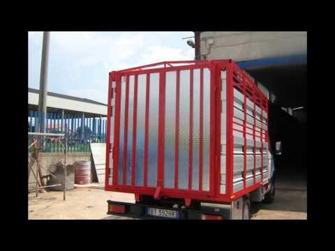 g&g allestimenti trasporto animali vivi