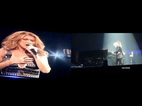 Celine Dion - All By Myself (LaLCS, by DcsabaS, 2009, Denver, Omaha)