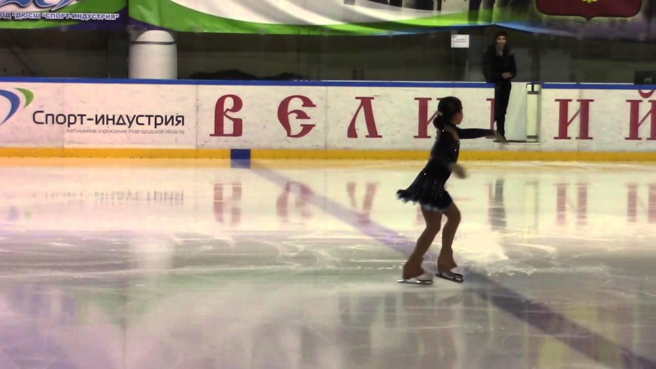 первенство россии по фигурному катанию 2017 младший возраст