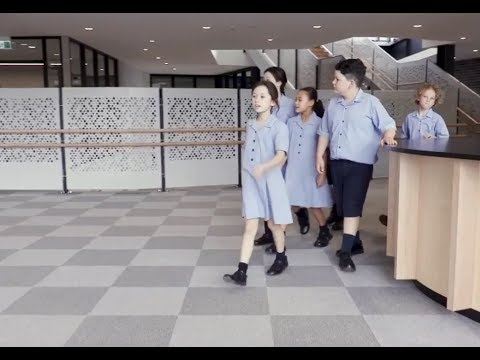 Inside The New South Melbourne Primary School
