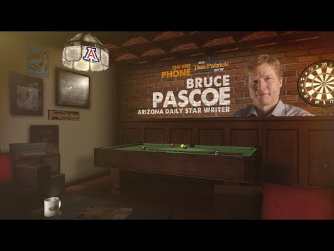 Arizona Star's Bruce Pascoe Talks Sean Miller & ESPN Story w/Dan Patrick | Full Interview | 3/2/18