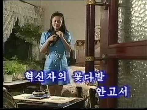 "North Korean Pop Song ""휘파람(Whistle)"" 北朝鮮歌謡""口笛"""