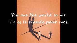 Ruff Endz  - The World To Me Le Monde Pour Moi Lyrics Paroles 2002
