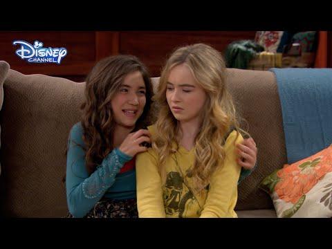 Girl Meets World - Riley&39;s Funny Spider Massage - Disney Channel UK