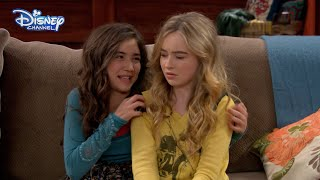 Girl Meets World - Riley's Funny Spider Massage - Disney Channel UK HD