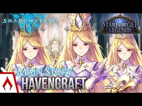 [Shadowverse] How Many Eris's Are Too Many? - Havencraft Main Story Chapters 9, 10, 11 Gameplay