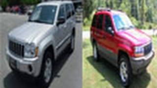 2007 V.S. 2003 Jeep Grand Cherokee Laredo In Depth Review and Comparisons
