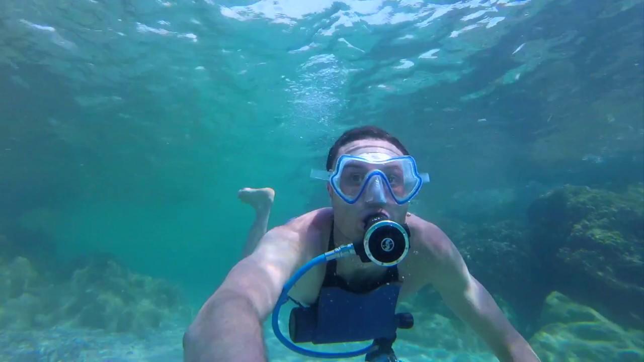 MiniDive - Breath Under Water | Ucruise Sydney