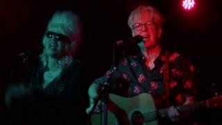 """Hard Times"" Larry Kirwan & Christine Ohlman"