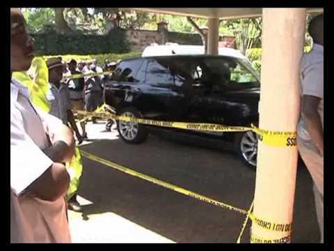 Raila Odinga's son found dead