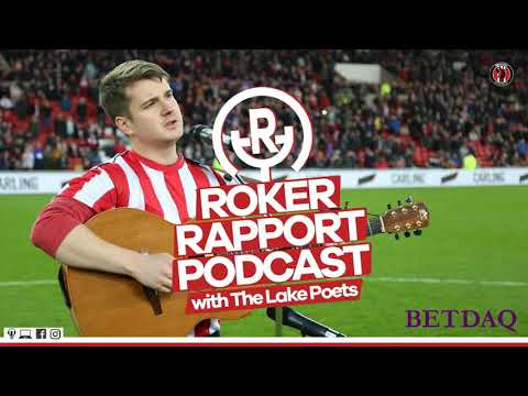 ROKER RAPPORT PODCAST: Reaction to Sunderland's win against the Dons w/ The Lake Poets!
