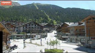 Preview of stream Place Centrale Verbier