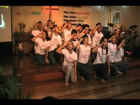 """Joy Senior Young People - """"Lord, I Give You My Heart""""/""""How Great Though Art""""/""""Soldier"""" Dance Medley"""