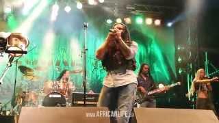 Ky-Mani Marley @ Reggae Jam 2014, 01.-03.08. Bersenbrück