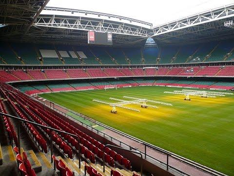 Places to see in ( Cardiff - UK ) Millennium Stadium - Principality Stadium