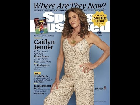 Caitlyn Jenner Sports Illustrated part 3 of THREE