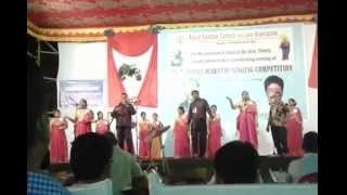 Kanjur Marg East Indian Competition 2015 Opening Chorus