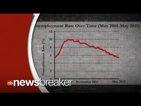 US Bureau of Labor Statistics Reports Unemployment At Lowest Since 2008