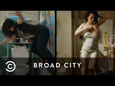 Bathroom Space | Broad City
