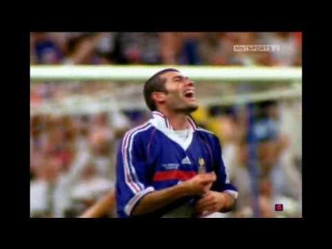Zinedine Zidane - Perpetual Motion HD