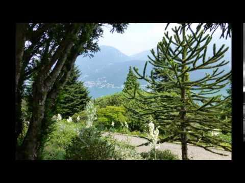 LUGANO-CARONA (CH) PARCO BOTANICO SAN GRATO