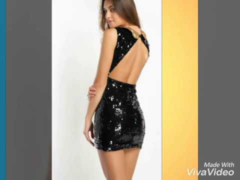 2908efef9b542 اجمل فستان قصير - YouTube