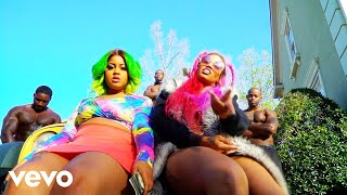 Jhonni Blaze Ft. Ghetto Barbie - Want The Money [ Directed By @supa_dupa ]