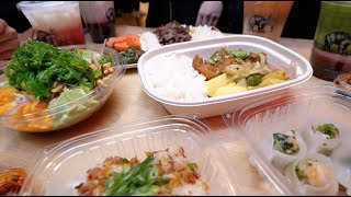 ASIAN-LATINO FOOD HALL CRAWL IN NEW YORK // Fung Bros