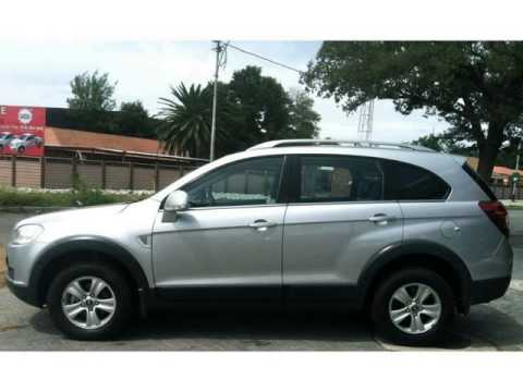 2008 Chevrolet Captiva 24 Lt Auto For Sale On Auto Trader South