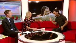 Akala Interview On Breakfast TV - 15th May 2018