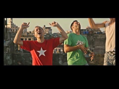 SANGRIA GRATUITE- En mi barrio - VIDEO CLIP OFFICIEL Réa :T.SZCZEPANSKI