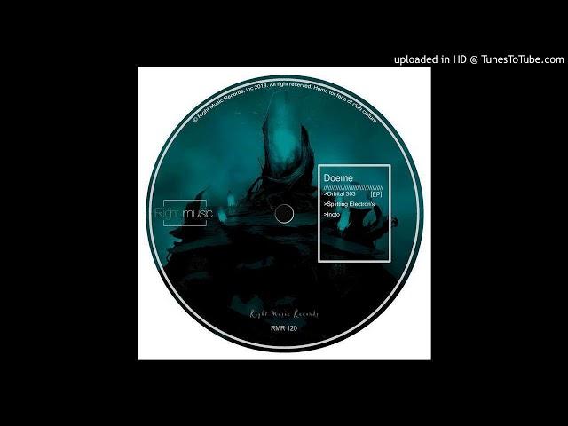 Orbital 303(doeme original mix) Right Music Record's