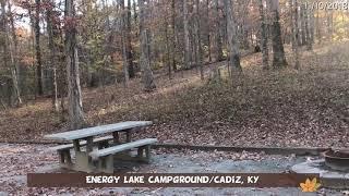 [tough_jungwoo's Travel story] Energy Lake Campground/Cadiz, KY