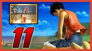 One Piece Pirate Warriors 3 - Water Seven | Episode 11 [FR]