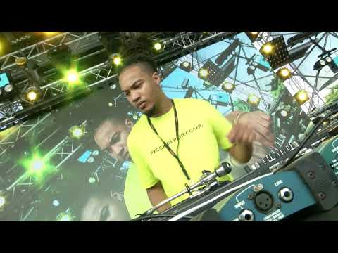 ENDRIXX LIVE PERFORMANCE AT ALL DAY IN MUSIC FESTIVAL 2017
