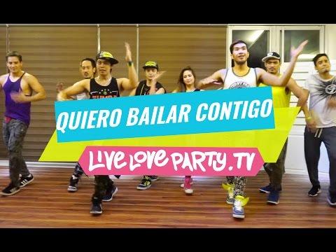 Quiero Bailar Contigo | Zumba® | Live Love Party