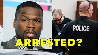 NYPD Wants 50 Cent ARRESTED After Holding This Press Conference!