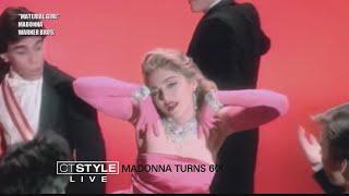 Today's Dish: Madonna turns 60!